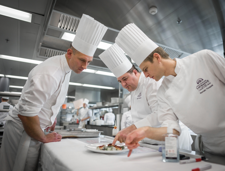 EHL chefs BDS