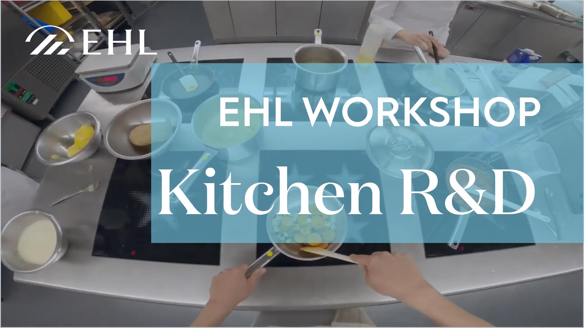 Kitchen R&D
