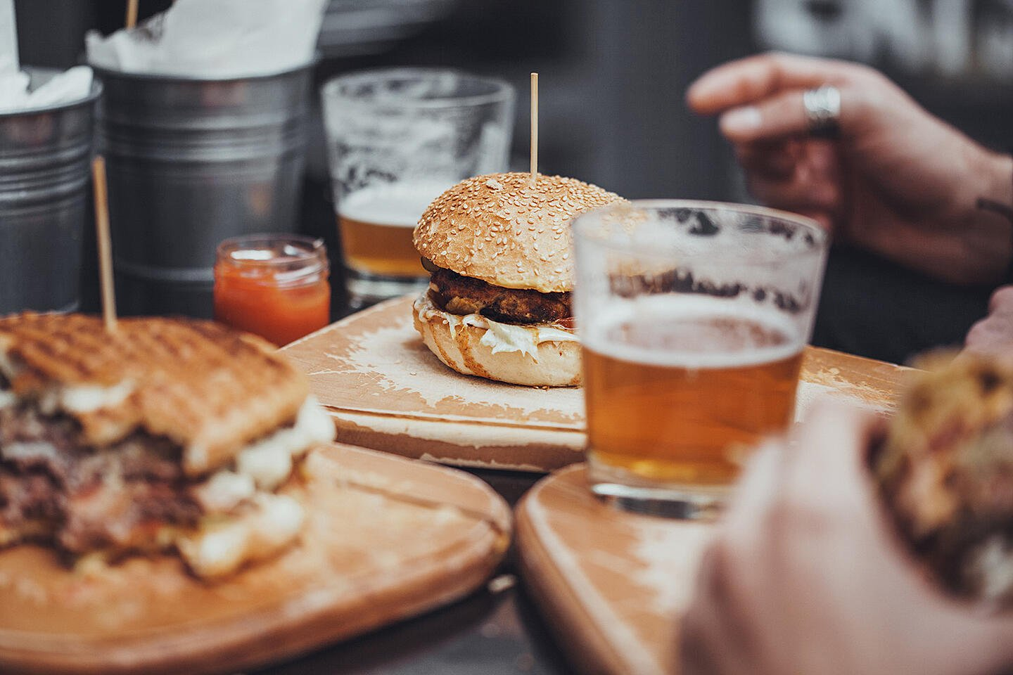 Fast-Food Giants Are Tackling the Alcohol Business