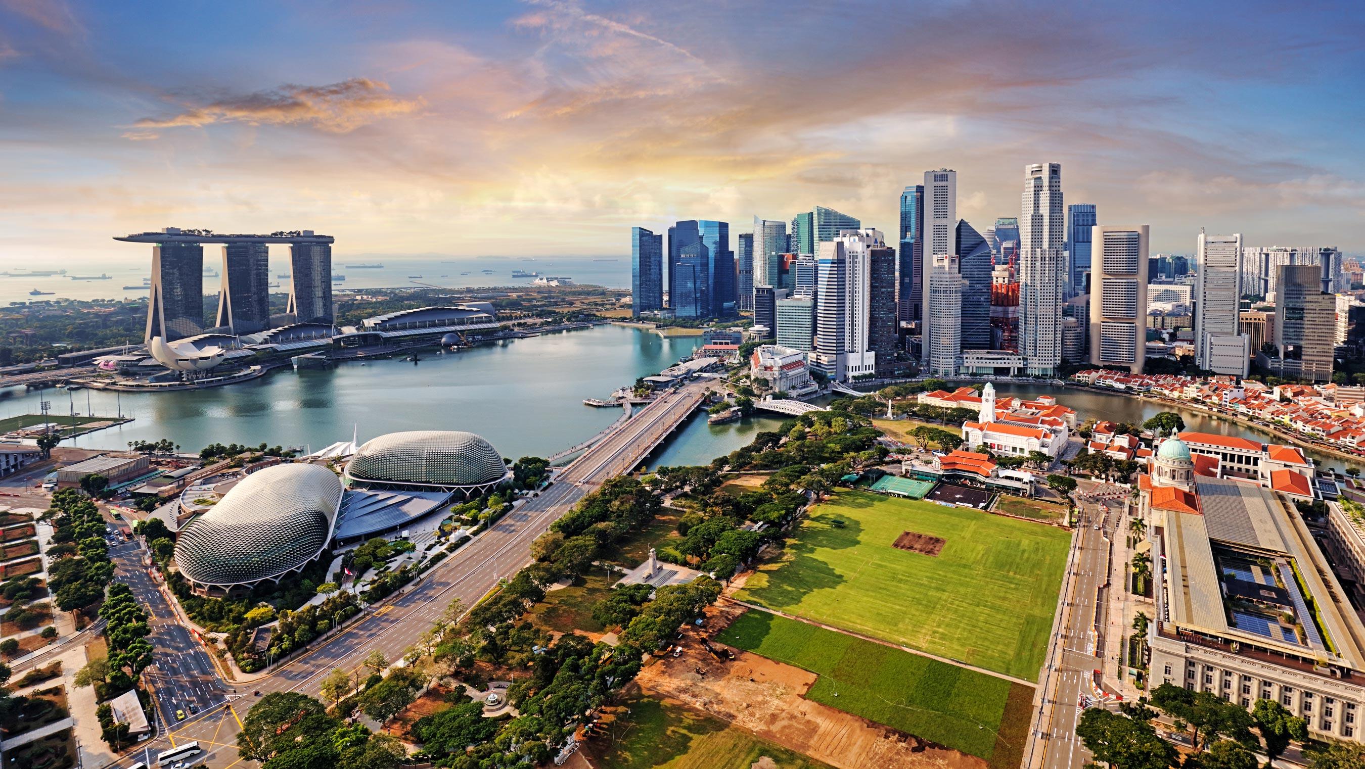 Campus de l'EHL (Singapour)   EHL
